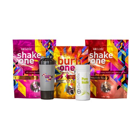 One Diet pack + Inulin i Crni Shaker Cena Akcija