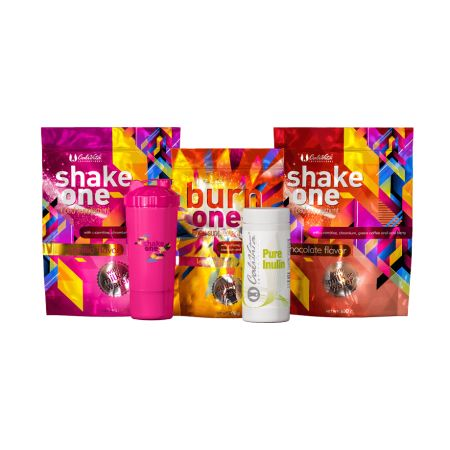 One Diet pack + Inulin i Pink Shaker Cena Akcija